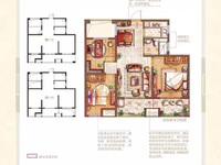 湖东府,84方小户型,最好户型,三房朝南双阳台,119万,两年内房东承担营业税