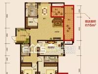 出售 骏民国际6楼 三室两厅两卫 毛坯 带汽车库另算20万 满2年