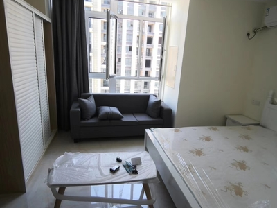 C409独家出租:爱家华城单身公寓20楼 41平 精装修拎包入住1700元/月
