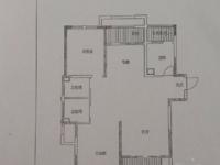 西西那堤花园17楼121.4平3室2厅1卫精装床热水器空调冰箱洗衣机等152万元