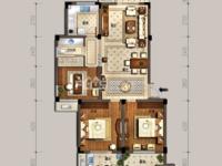 太阳城多层一楼,97方三房两厅一卫,毛坯,满两年,售价140万