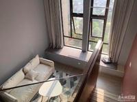 仁皇五中学区,翰林世家LOFT公寓11楼,高档精装,一房一厅一卫,满两年,86万