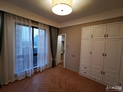 星汇半岛一期7楼90.03平米二室朝南二厅精装修总价119.8万河景房阳光好