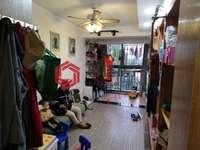 民富花园中间楼层两室,居家装修,无二税,13738240404微信同号