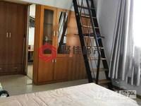 明都4楼复式公寓 35.2平方较好装修 独立厨房 无二税 看中价可协