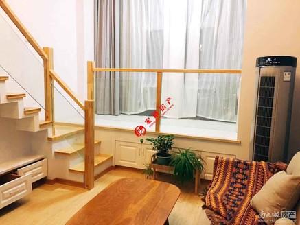 翰林世家两室一厅一厨一卫一阳台 精装,LFT结构,联系电话13757256881