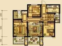 出售翰林世家3室拎包入住15557270737