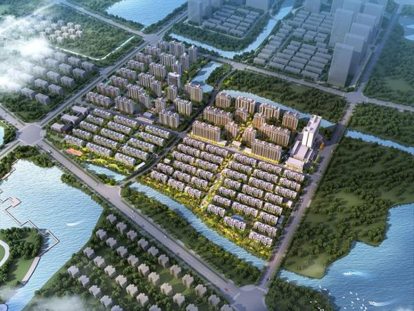 西湖观邸国企开发 高端居住生活区 户型好 随时看房