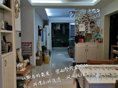 田盛园3楼居家精装3室2厅1卫1储藏室车库独立保养好