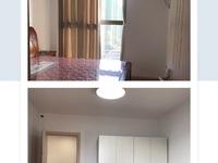 国贸精装首次出租:家具家电齐全,两室 一书房,看房提前联系!