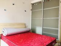 出租美欣家园,2室2厅1卫,中装,家具家电齐全,拎包即住,看房方便有钥匙