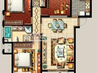 西西那堤 3室2厅2卫 楼层佳 景观房 西边套 性价比超高!