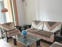 天鸿天际 二室一厅 87平 精装 空,热,彩,冰,洗,床,家具 2500元