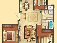 天河理想城134.23平,景观楼层,价格实惠单价9800,全新毛坯,车位另售!