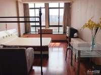 余家漾7楼45平朝南精装单身公寓家具家电齐全1600月