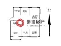 美欣家园116平方三室两厅居家装修 满两年