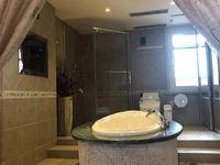 星海名城 二室二厅 100平 精装 空,热,彩,冰,洗,床,家具 3300元