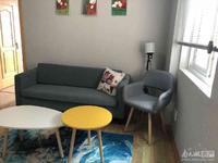 江南华苑单身公寓53平2200每月拎包入住拒绝养宠物