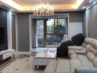 出售:金色地中海,一楼带花园,东边套,豪华装修,品牌家电,花园80平,带汽车位