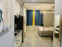 爱家华城全新精装修1室1厅1卫1台54平米23楼售价65万