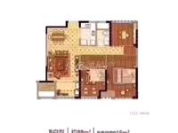 诚心出售国贸仁皇二期14楼88平米,毛坯三室两厅,知名双学区,仅售115万