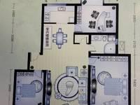 出售日月城稀缺花园洋房 入户花园入户车库 3室2厅2卫272万住宅