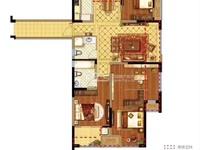 出售国贸仁皇4室2厅2卫126平米180万住宅车位另售20万