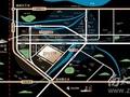 金成·公元九境交通图