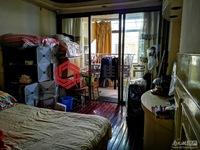 月河小区6楼56平2室一厅简单装修55万,出租中看房方便