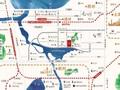 柳岸荷风交通图