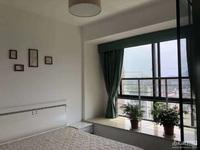 红墅湾 单身公寓 7楼 一室一厅一卫 59平 精装 76万 有钥匙