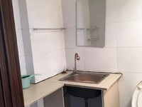 3058 汇豪名都9楼/10楼 42平单身公寓简装空调热水器家具1000有钥匙