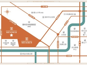 区位路线图2