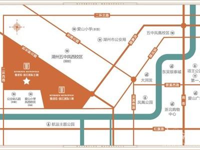 首付20万 落户三学区 爱山五中 公立幼儿园 凤凰路 滨江国际 纯市中心地段