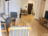 巴黎春天16楼北欧风格精装二室二厅,家具家电齐全,拎包入住,满五唯一,103万