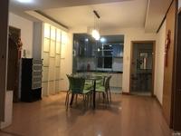 二房间,一书房,一餐厅,一客厅,一厨,一卫,有装修,家具电器齐全。