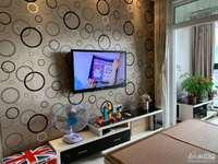 1330春江名城17楼两室两厅精装修,家电齐全,车位另售