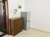 日月城单身公寓精装一室一厅家电家具齐全