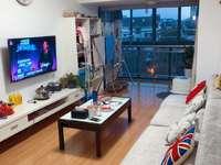 湖东东湖家园,复式精装,2室2厅,拎包入住,满5无个税,实惠