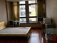 3177 余家漾A区5楼单身公寓45平良好装 家具家电齐1450有钥匙