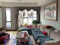 星汇半岛5楼138.47平三室两厅二卫婚装两年外168万带车位车位另算10万