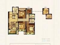 市中心永辉壹号3室2厅2卫108平米168万住宅