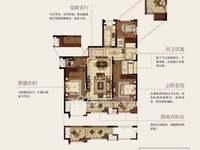 佳源都市奚塘景城8楼124平四室两厅两卫二年内东边套一口价123万带产权车位一个