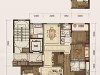 出售德信 春风里4室2厅2卫138.39平米130万住宅