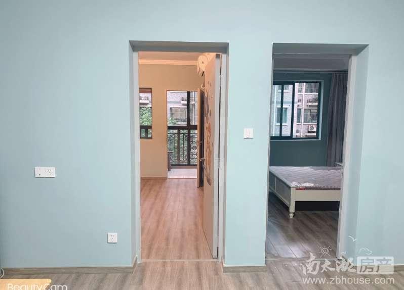 金宸花园3楼,二室一厅,精装,拎包入住,