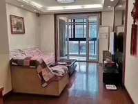 清丽家园6楼3室2厅二卫一书房精装,满5年车库11平,位置好不靠路170万有钥匙