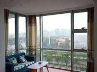 华悦广场 单身公寓 42平朝南 精装 家电齐全拎包入住 1800/月可协
