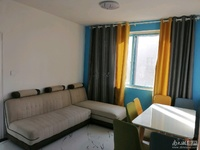 八里店前村,西山北区,3楼,2室,精装,家具家电齐全免物业费