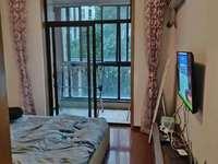 1501星汇半岛一期三楼两室两厅较好装修,两室朝南,低价急售