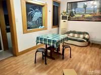 西白鱼潭4楼62平米良装2室1厅3台空调另外家电齐1700/月